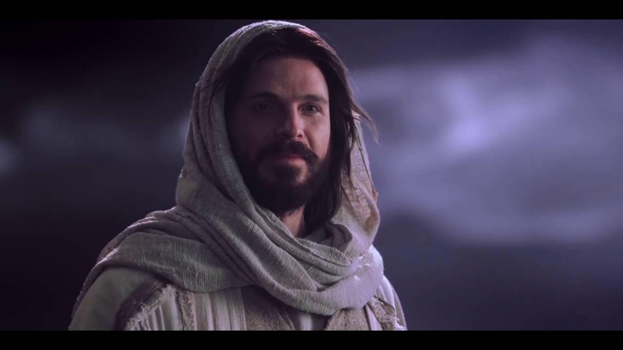 jesus walks on water youtube