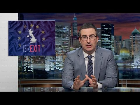 Brexit: Last Week Tonight with John Oliver (HBO)