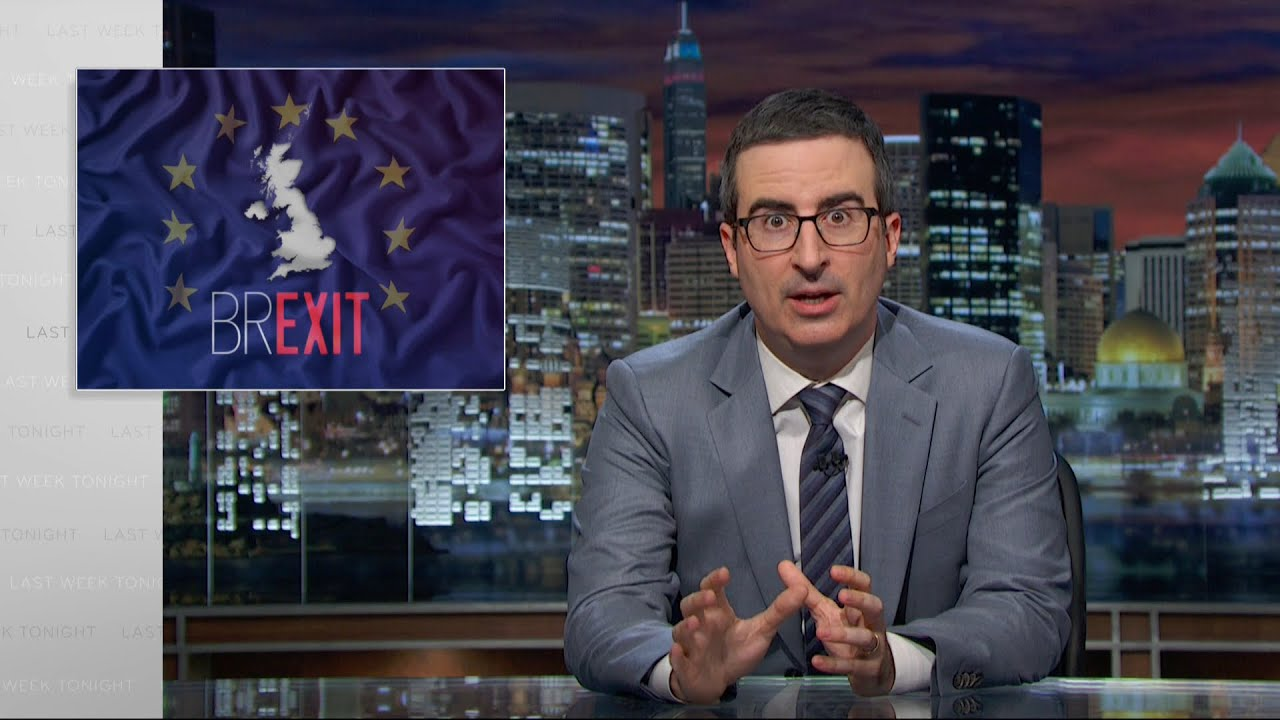 Why John Oliver is a liar