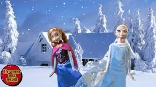 Барби 2017 все серии подряд Злая Ведьма Виктория превращает людей в куклы, Страшная История Барби ТВ