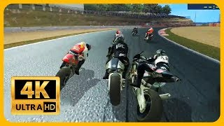 Old Game MotoGP 2 Played in 4K Resolution ( childhood memories )