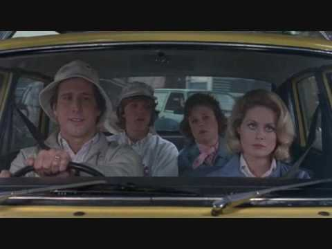 European Vacation - Roundabout