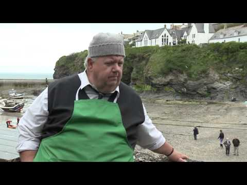 Ian McNeice talks about his role on Doc Martin