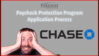 Chase Bank Paycheck Protection Program Application Detailed Walk-Through