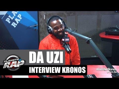 Youtube: Interview Kronos avec Da Uzi #PlanèteRap