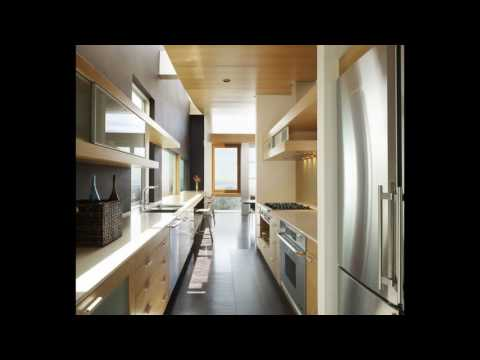 Small galley kitchen designs uk