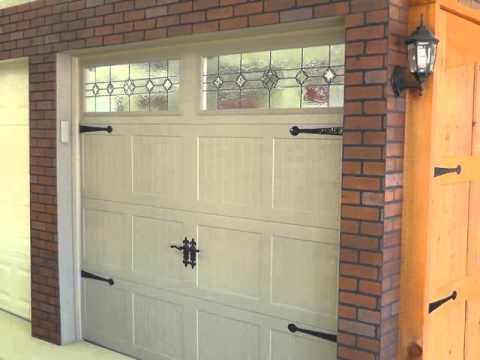 Plano; Overhead Garage Door