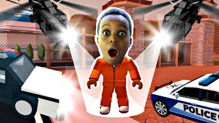 THE MOST EPIC JAIL BREAK EVER! - Roblox