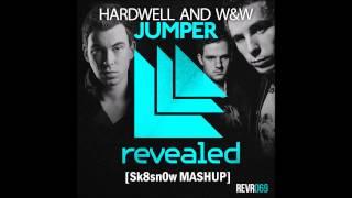 Hardwell & W&W - Jumper vs Alvita - Paradoxx [OctaVive Mashup]
