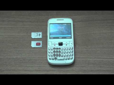 Samsung Ch@t GT S3570 dekodiranje pomoću koda