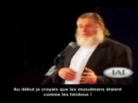 Un prédicateur chrétien Converti à l'Islam [Cheikh Yussuf Estes] Preacher Convert to Islam VOSTFR
