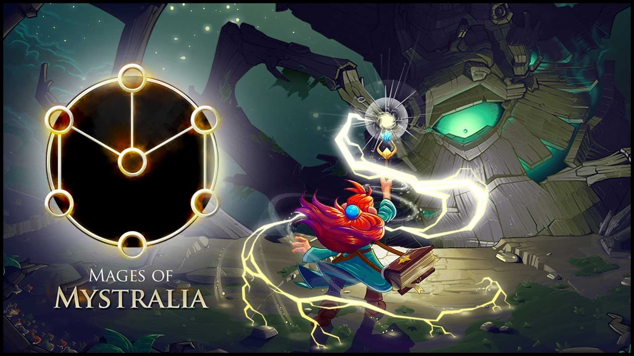 Image result for mages of mystralia