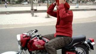 Brand New Punjabi (Turban ) great video - How To Tie a Turban - On Bike 94635-95040