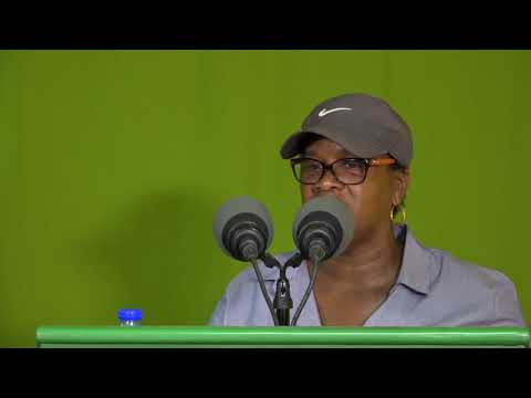 Oct. 9 - Press Briefing: Chandler Hyacinth - Permanent Secretary - Education