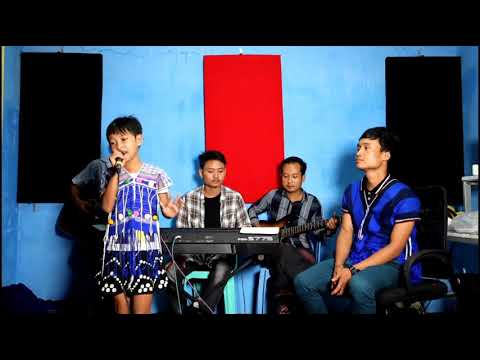 karen funny man jor jor htee blut and vocalist Naw jorenzon at Faith Media studio