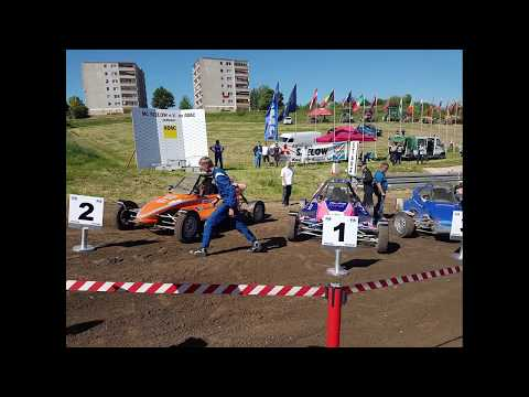 European Autocross championship 1st stage