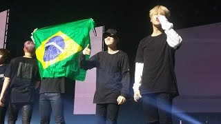 Video BTS FALANDO EM PORTUGUÊS.- THE WINGS TOUR IN SÃO PAULO, BRAZIL 2017 download MP3, 3GP, MP4, WEBM, AVI, FLV Agustus 2018