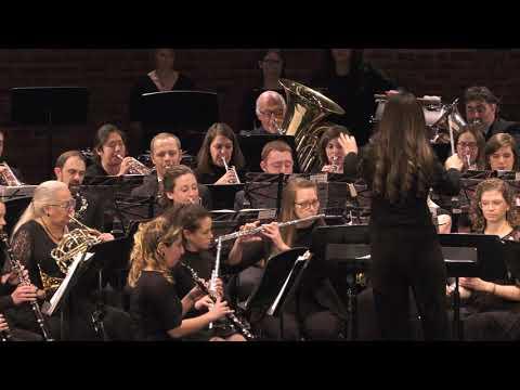 Manhattan Wind Ensemble: Symphonie Fantastique by Berlioz