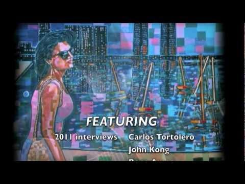 "CEO Artist Mark Nelson's ""Pancho"" the art of Francisco Mendoza HD"