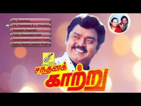 Sandhana Kaatru | Vijayakanth, Gouthami | Juke Box