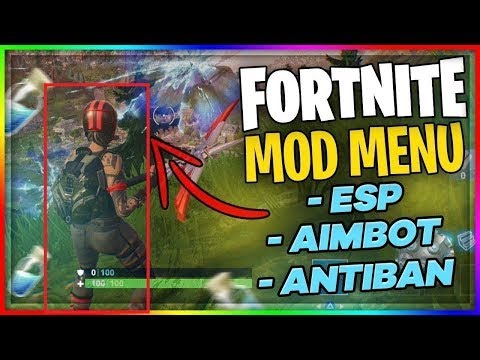 FORTNITE HACK CHAPTER 2 PC XBOX PS4 Wallhack + AIMBOT ...
