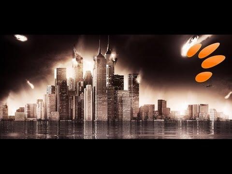 Speed art - Meteor Attack ( #Photoshop CS6 ) CreativeStation