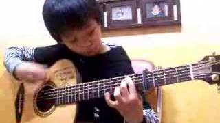 (Mamas and Papas) California Dreaming - Sungha Jung