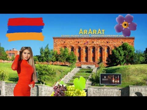 Легендарный завод Арарат, Эксклюзивная Экскурсия.Ереван,Армения.