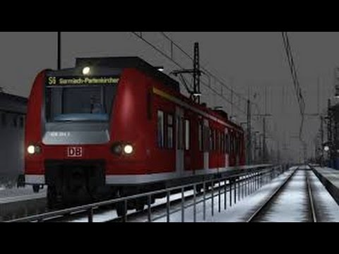 Train Simulator 2016 - Avondrit naar Bonn hbf (NL)