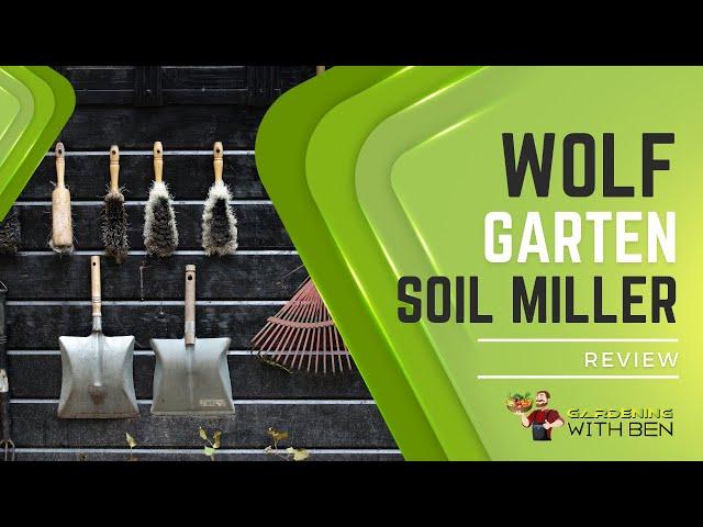 Wolf Garten BOM Multi Change Cultivator 15cm