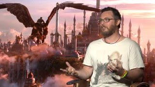 Warcraft Writer-Director Interview - Duncan Jones