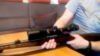 CZ 550 Lux / broń myśliwska.