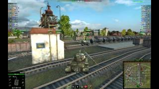M46 Patton + E50 (Взводные покатушки клана Evil eXperts [EVILX] `AtomZero` & `GhostZero`)