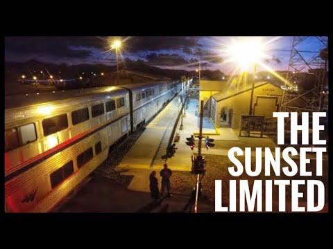 Amtrak Superliner Bedroom aboard The Sunset Limited LAX - Houston