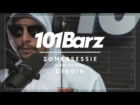 DinDin - Zomersessie 2018 - 101Barz