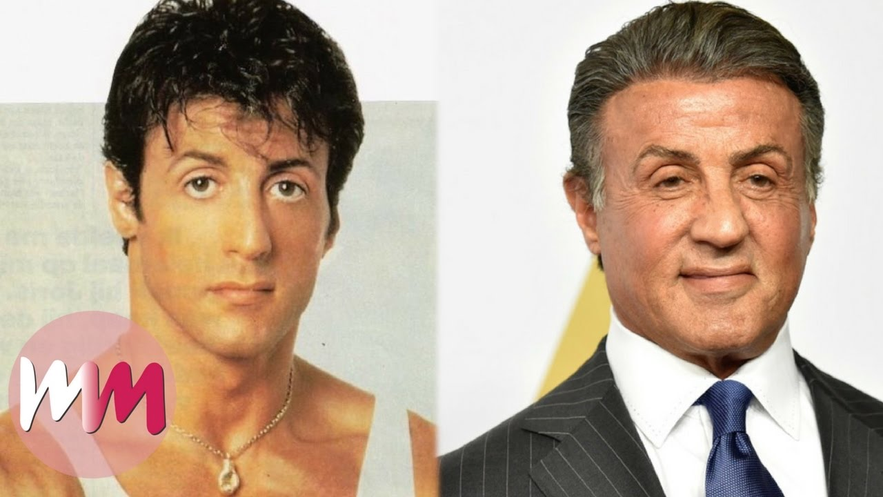 top 10 male celebrities you didn't know had plastic surgery - youtube