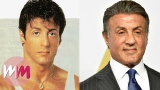 Top 10 Male Celebrities You DIDN'T Know Had Plastic Surgery
