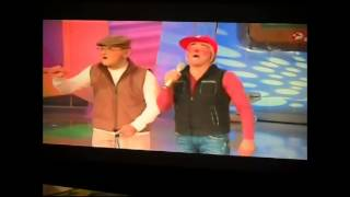LOS CHICHARRINES EN FAMILIA CON CHABELO(DON CHANO) 16/02/2014