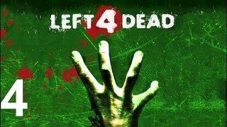 Left 4 Dead Прохождение на русском - Часть 4: Смерть в воздухе
