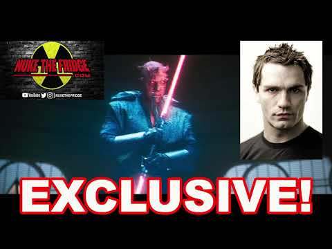 Exclusive  Sam Witwer on Voicing Maul in Solo: A Star Wars Story & The Future!