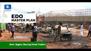 News Across Nigeria: Edo Govt. Begins Enforcement Of Master Plan