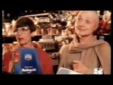 Melegatti con Franca Valeri e Milena Vukotic 1984 Disinformata!