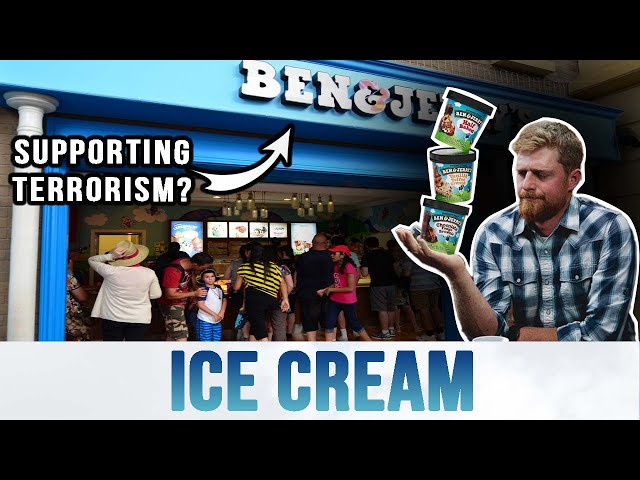 EXPOSED - Ben & Jerry's is Supporting Terrorism