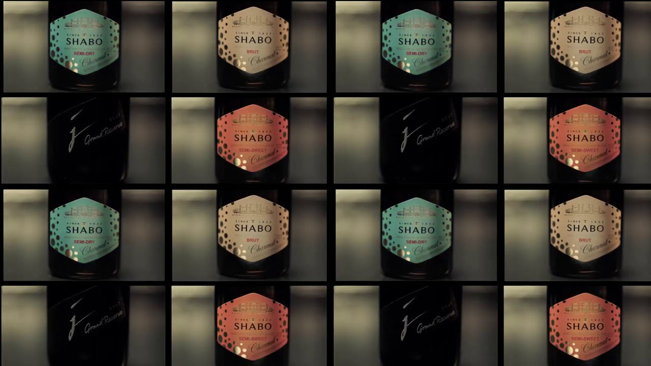 Shabo - The House of Sparkling Wine