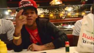 Orlando Octave freestyle at Ruby Tuesday, TT