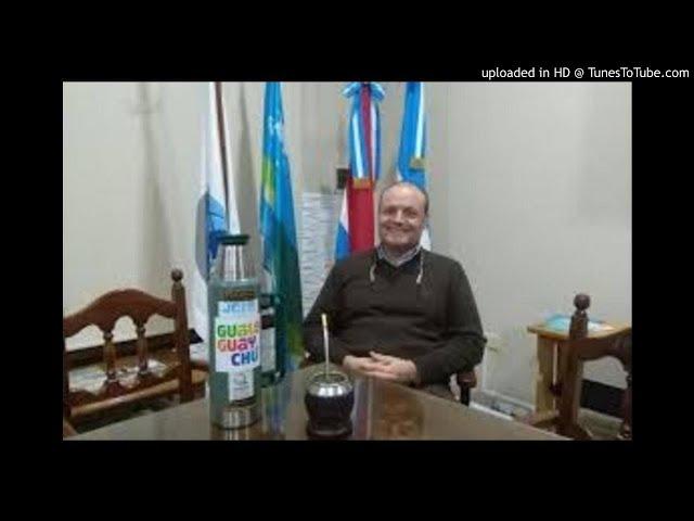 Marcelo Giachello, Gerente hotel Tagüé de Gualeguaychú y presidente del FEGHRA local