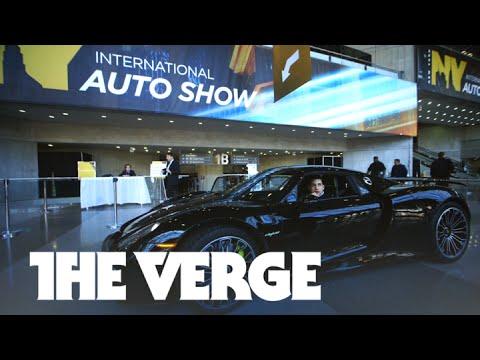 A tour of the New York International Auto Show