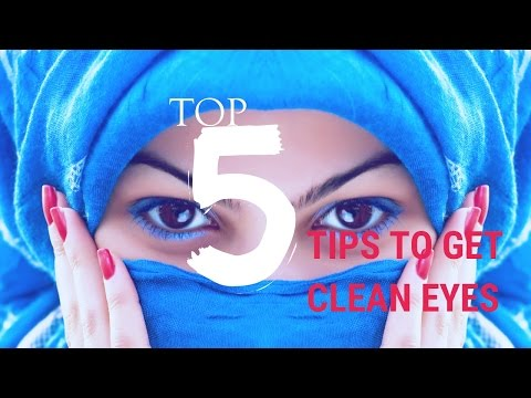 How To Get Sparkling White Eyes Naturally
