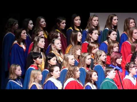 All South Jersey Junior High Choir 2011 Here, There and Everywhere