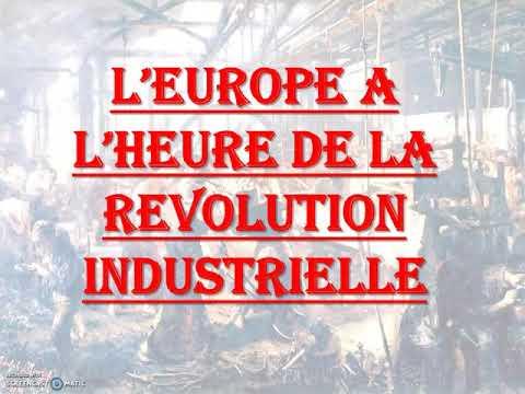 4G 2018-2019 - revolution industrielle part1